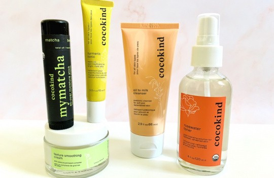 Cocokind Skincare Review: MyMatcha Stick, Smoothing Cream, Tumeric Tonic, Oil Milk Cleanser, Rosewater Toner
