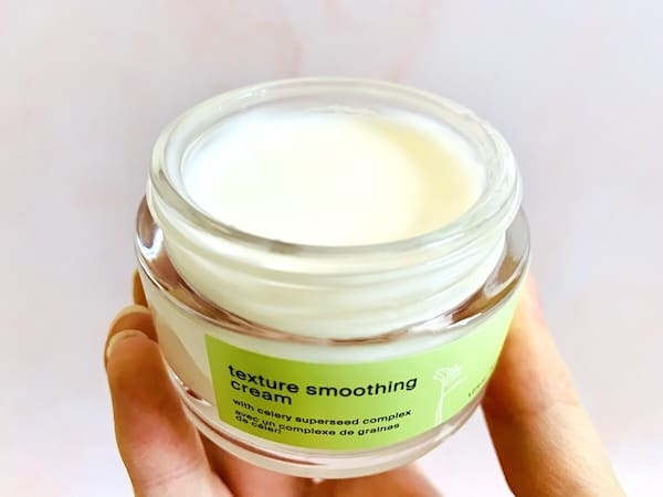 Cocokind Texture Smoothing Cream Opened