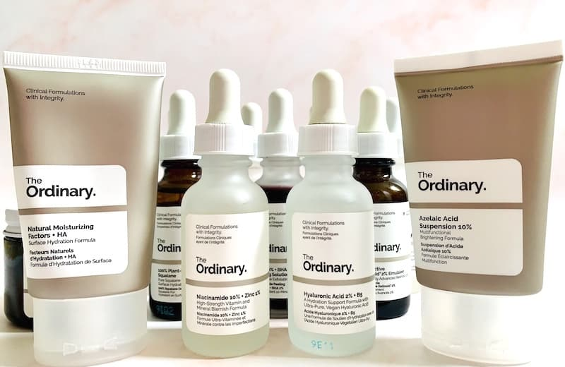 The Best The Ordinary Skincare Products for Oily & Acne-Prone Skin