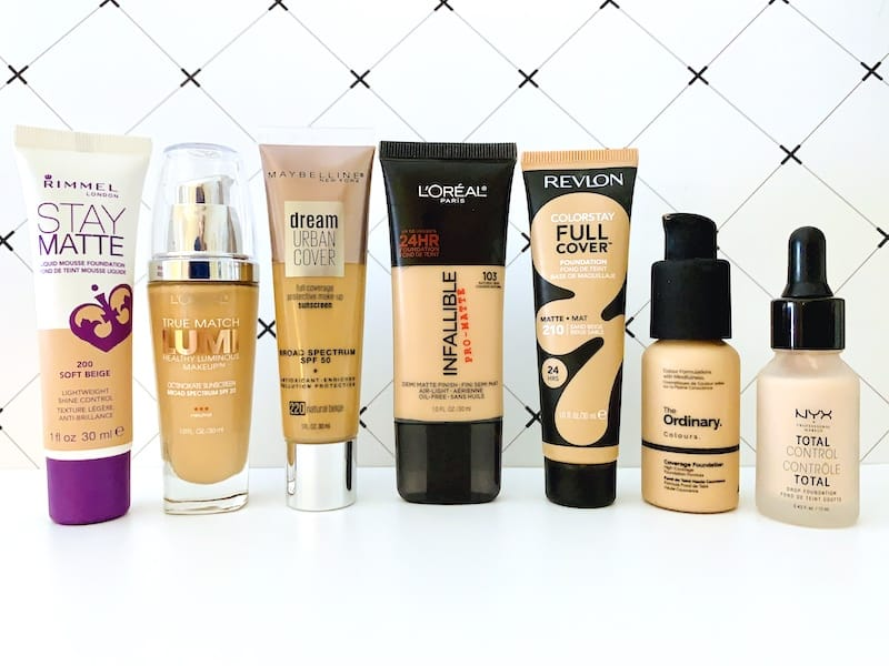 The Best Drugstore Foundation Dupes 2020