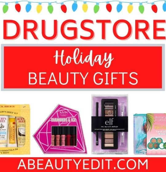 The Best Drugstore Holiday Beauty Gift Sets 2020