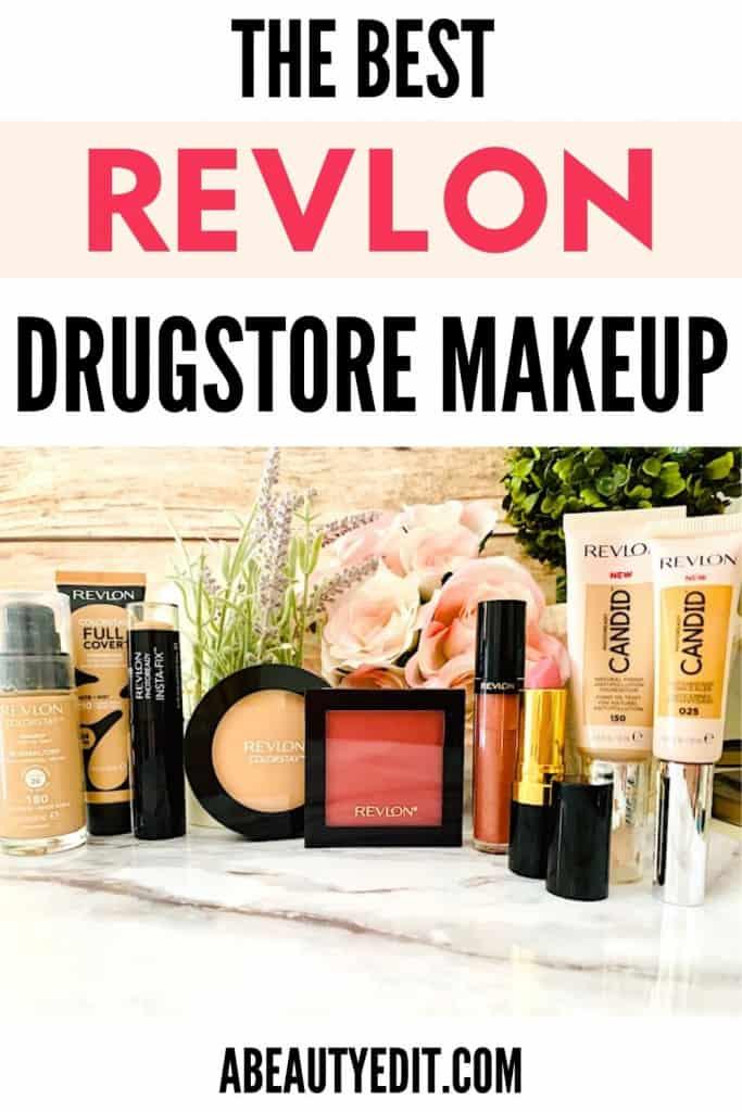 The Best Revlon Drugstore Makeup Products