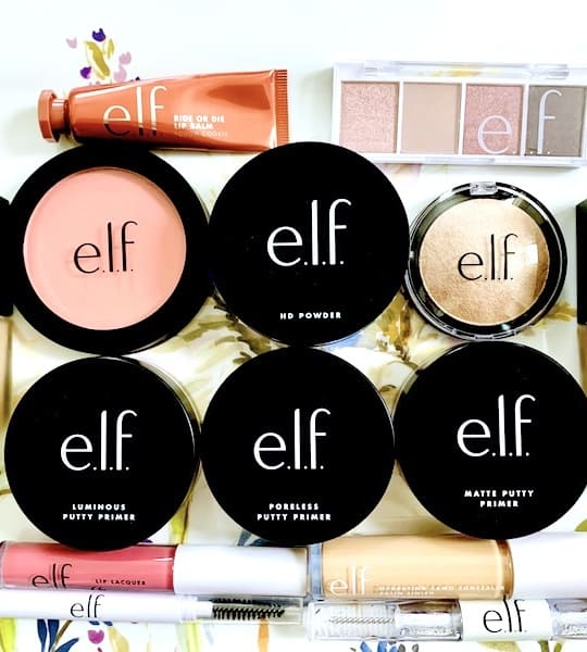 The Best e.l.f. Cosmetics Makeup Products