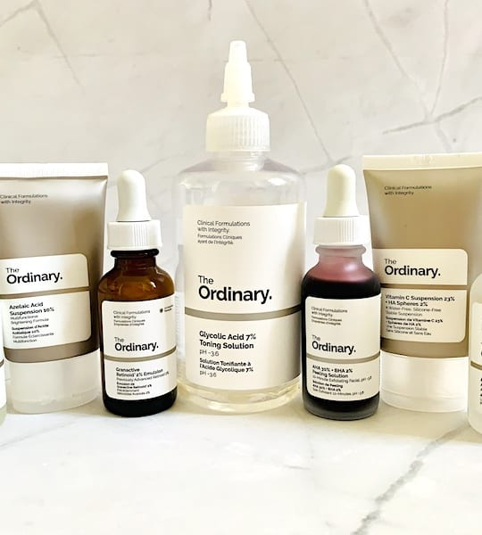 The Best The Ordinary Products for Hyperpigmentation and Dark Spots