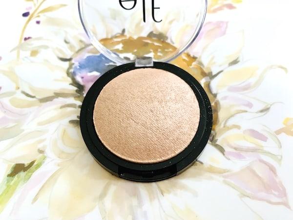 e.l.f. Cosmetics Baked Highlighter in Moonlight Pearls