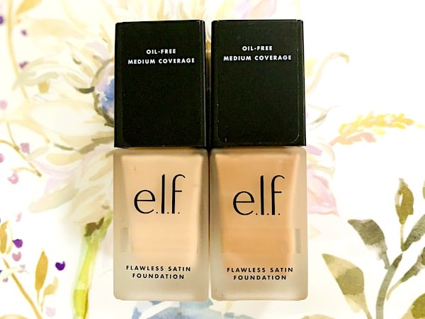 e.l.f. Cosmetics Flawless Finish Foundation - Beige & Sand