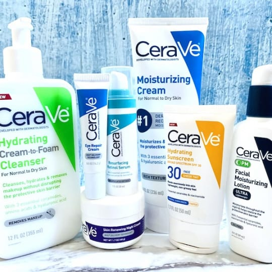 The Best CeraVe Drugstore Skincare Products
