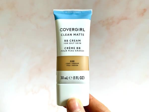 CoverGirl Clean Matte BB Cream in Light/Medium