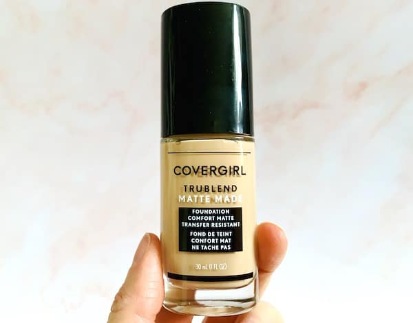 CoverGirl TruBlend Matte Made Liquid Foundation in Buff Beige