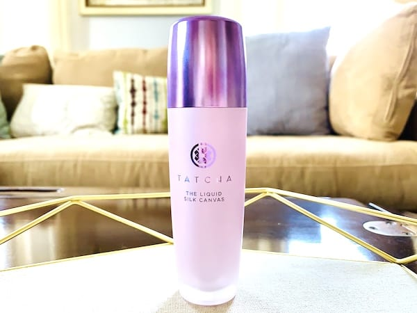 Tatcha The Liquid Silk Canvas Protective Face Primer