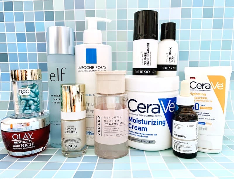 The Best Skincare Routine for Dry Skin