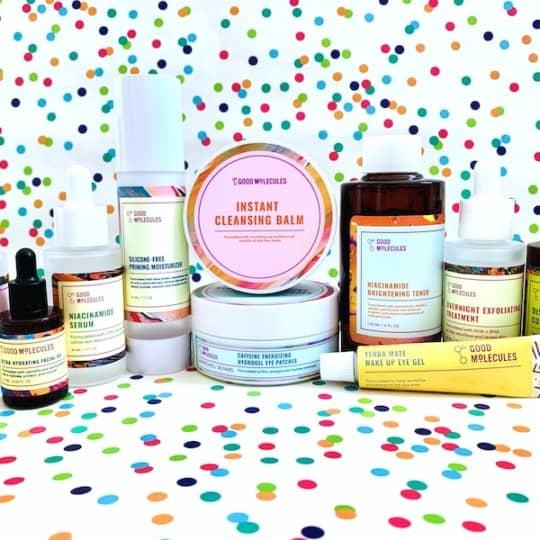 Good Molecules Skincare Review