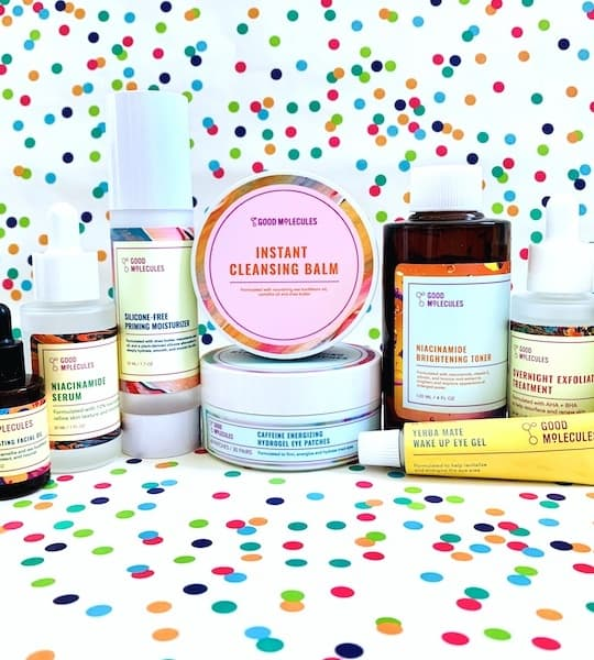 Good Molecules Skincare Review