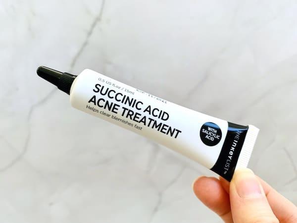 The Inkey List Succinic Acid Acne Treatment