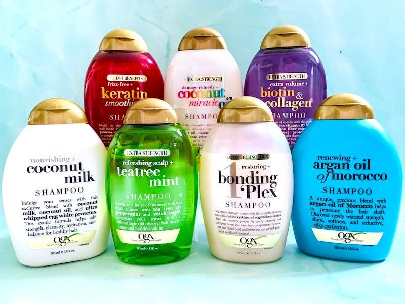 The Best OGX Shampoos