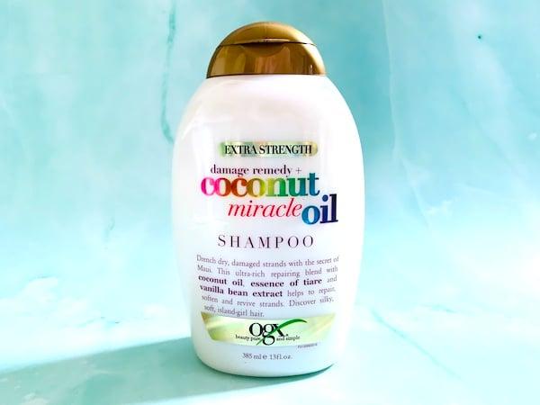 OGX Coconut Miracle Oil Shampoo