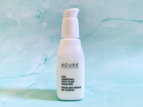 Acure The Essentials 100% Plant Squalane Oil