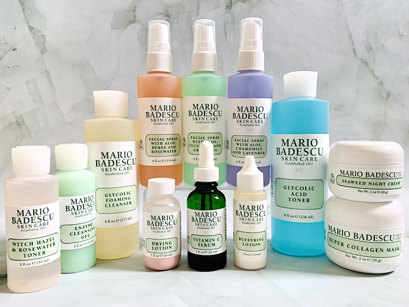 Best Mario Badescu Products