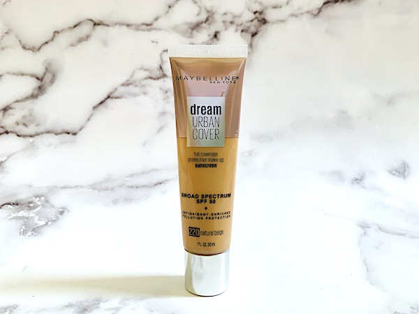 Maybelline Dream Urban Cover Flawless Coverage Foundation Makeup