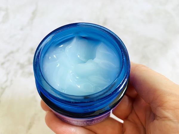 Naturium Marine Hyaluronic Acid Water Cream Skin Moisturizer Open