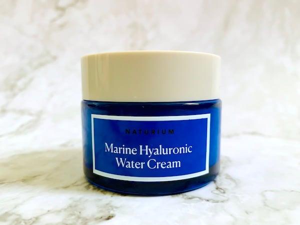 Naturium Marine Hyaluronic Acid Water Cream Skin Moisturizer