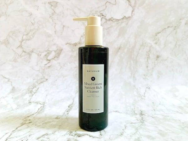 Naturium Mixed Greens Nutrient-Rich Facial Cleanser