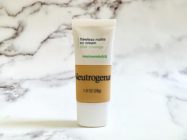 Neutrogena Clear Full Coverage Flawless Matte CC Cream