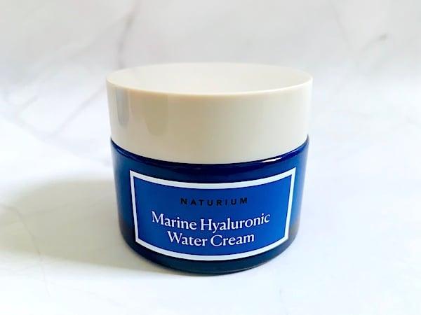 Naturium Marine Hyaluronic Water Cream