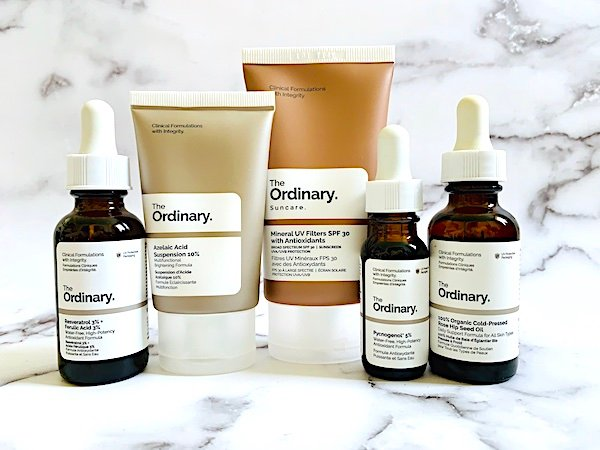 The Ordinary Antioxidants for Wrinkles