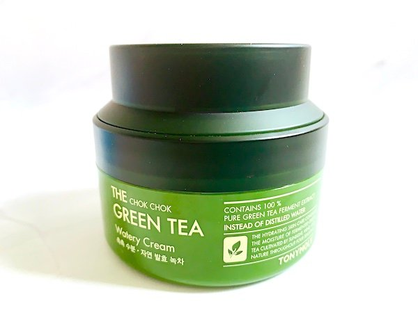 Tony Moly Chok Chok Green Tea Watery Cream