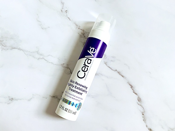 CeraVe Skin Renewing Nightly Exfoliating Treatment