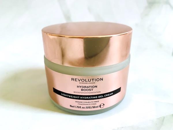 Revolution Skincare Hydration Boost Lightweight Hydrating Gel Cream