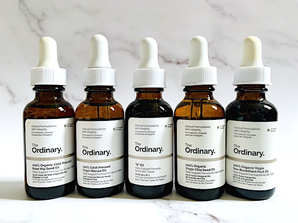 The Ordinary Face Oils with Antioxidant Benefits