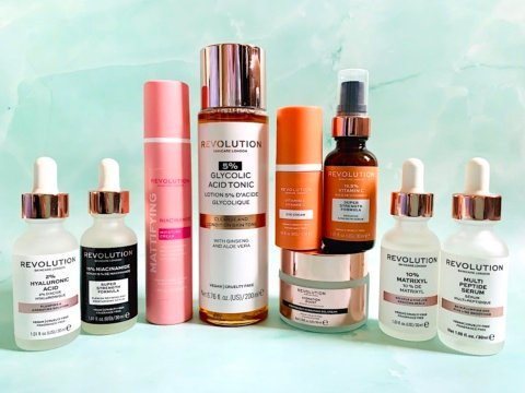 Revolution Skincare Products Reviewed: Serums Toner, Eye Cream and Moisturizers