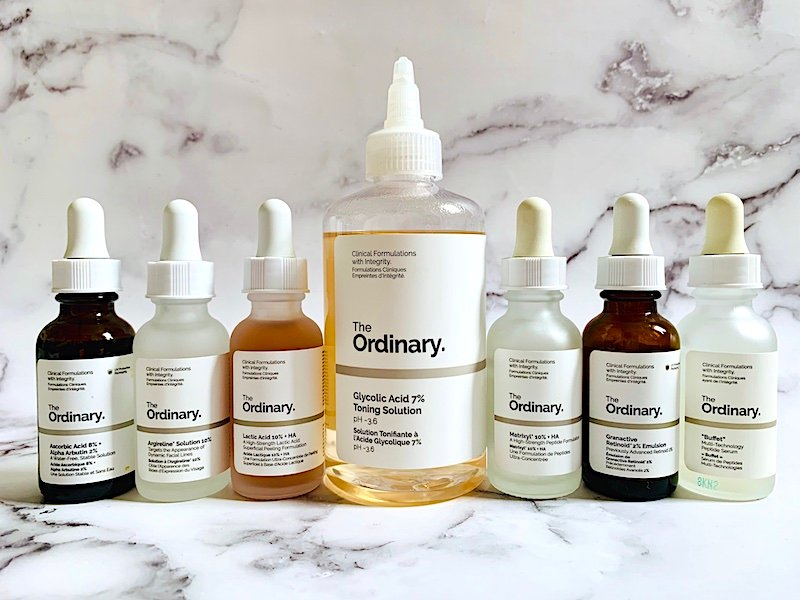 The Ordinary Cruelty-Free Skincare Products